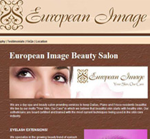 <span style='color:#fff'>Beauty and skincare company in Plano, TX providing skin care services and products.</span>&#8221; title=&#8221;European Image&#8221;>